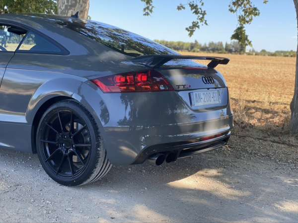 Audi TTS 8J – St2 MRC