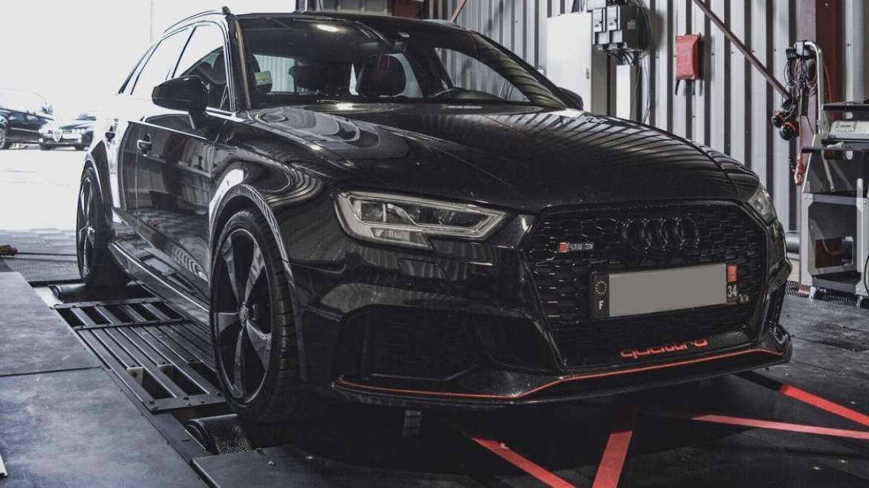 Audi RS3 – St1 MRC