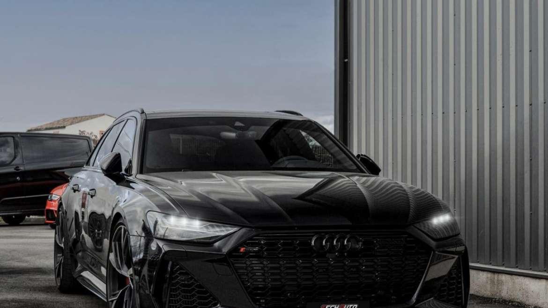 Audi RS6 – St2 MRC