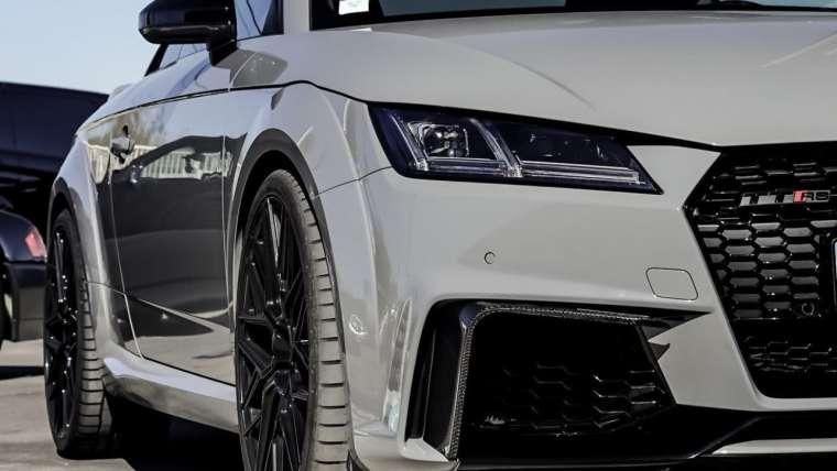 Audi TTRS – St2 MRC
