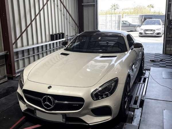 AMG GTS – St2